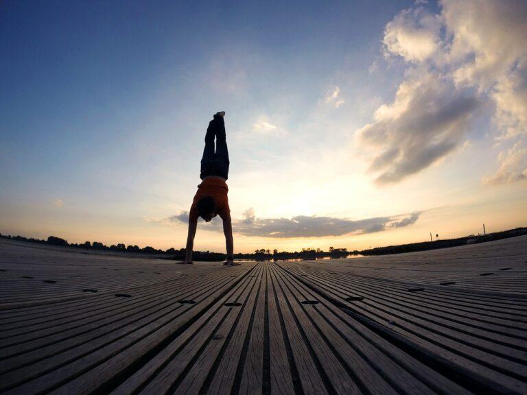 Yoga ist doch kein Sport!
