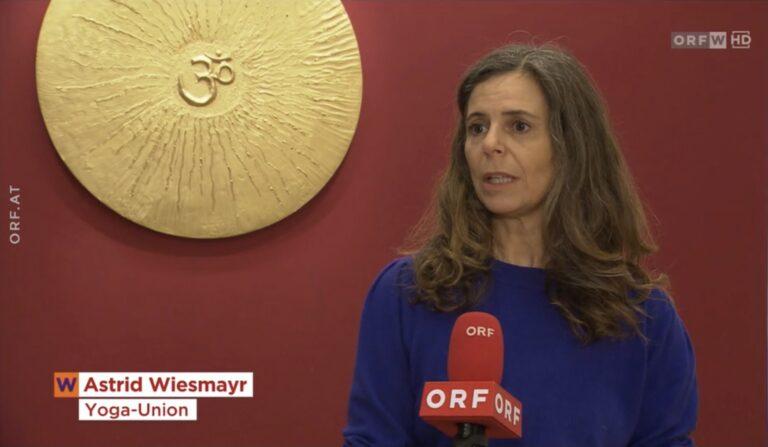 Astrid Wiesmayr in Wien Heute